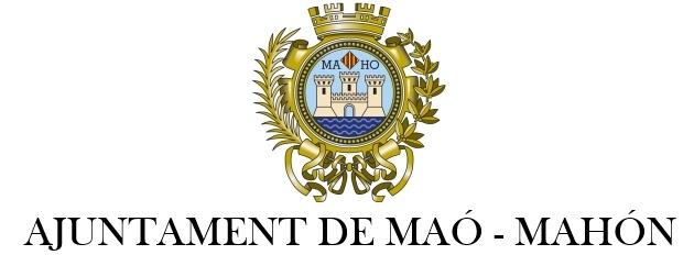 logo Maó-Mahón Color